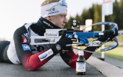 The importance of omega-3 in competitive sports